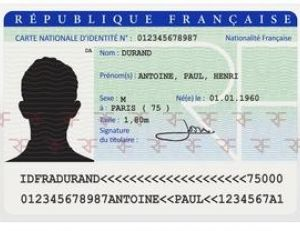 demande carte nationale identite cni