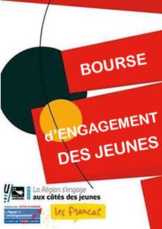 bourse engagement