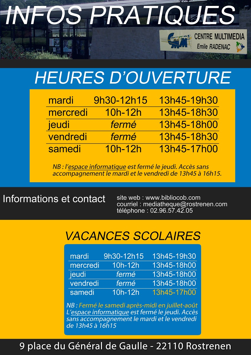 horaires 2018 850